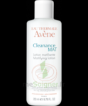 Acheter AVENE CLEANANCE LOTION MATIFIANTE à PARIS