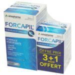 Acheter Forcapil Gélules croissance vitalité cheveux ongles B/180+60 à PARIS