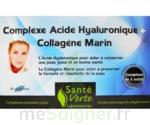 Acide Hyaluronique+Collagène marin à PARIS