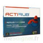 Acti'rub Pastilles à PARIS