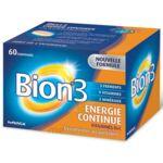 Acheter Bion 3 Energie Continue Comprimés B/60 à PARIS