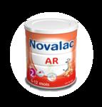 NOVALAC AR 2 Lait en poudre antirégurgitation 2ème âge B/800g à PARIS