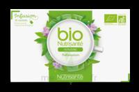 Nutrisanté Infusions Bio Tisane Verveine 20 Sachets à PARIS
