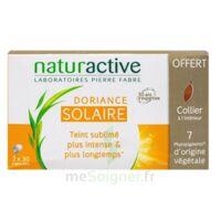 Naturactive Doriance Solaire 2x30 Capsules + 1 Collier Offert à PARIS
