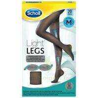 Scholl Light Legs™ Collants 20D Noir M à PARIS