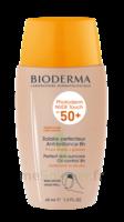 Bioderma Photoderm Nude Touch Spf50+ Crème Teinté Claire Fl/40ml à PARIS