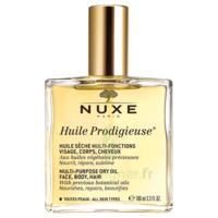 Huile Prodigieuse®- Huile Sèche Multi-fonctions Visage, Corps, Cheveux100ml à PARIS