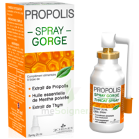 3 Chenes Propolis Spray Gorge Fl/25ml à PARIS