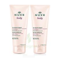 Nuxe Body Duo Gels Douche Fondants 200ml à PARIS