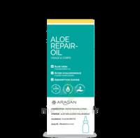 Aragan Aloé Repair-oil Huile Concentration X 2*fl/50ml à PARIS