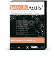 Synactifs Immunactifs Gélules B/30 à PARIS