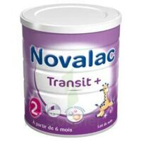 Novalac Transit + 2 800g à PARIS