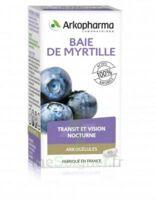 Arkogélules Myrtille baies Gélules Fl/45 à PARIS