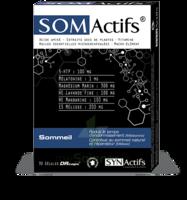 Synactifs Somactifs Gélules B/30
