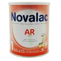 NOVALAC AR 0-6 MOIS Lait en poudre antirégurgitation B/800g à PARIS
