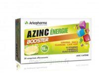 Azinc Energie Booster Comprimés Effervescents Dès 15 Ans B/20 à PARIS