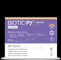 Aragan Biotic P7 Adulte Poudre 30 Sticks à PARIS