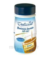 DELICAL BOISSON LACTEE HP HC, 200 ml x 4 à PARIS