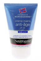 Neutrogena Crème Mains Anti-Age SPF 25 50 ml à PARIS