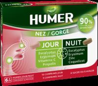 Humer Nez/gorge Jour&nuit 15 Comprimés à PARIS