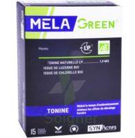 Synactifs Melagreen  Bio Gélules B/15 à PARIS