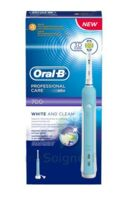ORAL B PROFESSIONAL CARE 700 WHITE & CLEAN à PARIS