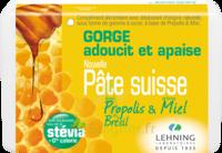 Lehning Pâte Suisse Pastilles à Sucer Miel Propolis B/50g à PARIS