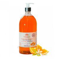 Freesens Savon Liquide De Marseille Fleur D'oranger Fl Pompe/1l