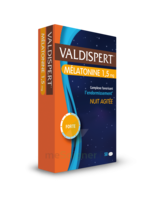 VALDISPERT MELATONINE 1.5 mg à PARIS