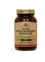 Solgar Acide hyaluronique P/30 à PARIS