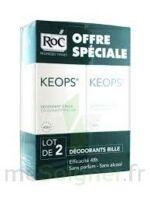 KEOPS DEODORANT BILLE PEAUX FRAGILES lot de 2 à PARIS