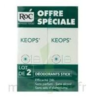 KEOPS DEODORANT STICK Lot de 2 à PARIS