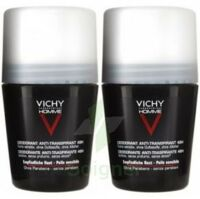 VICHY ANTI-TRANSPIRANT HOMME Bille anti-trace 48h LOT à PARIS