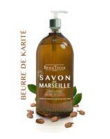 Beauterra - Savon de Marseille liquide - Beurre de Karité - 1L à PARIS