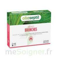 Olioseptil Bronches 15 Gélules à PARIS