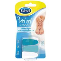 Scholl Velvet Smooth Ongles Sublimes kit de remplacement à PARIS