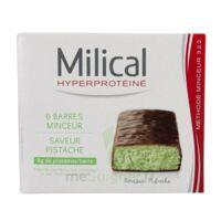 Barre HP Chocolat Pistache - Etui 6barres à PARIS