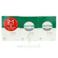 Silettum Nutrition Du Cheveu 60 X2 + 60 Offertes à PARIS
