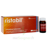 Ristabil Anti-fatigue Reconstituant Naturel B/10 à PARIS