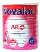 Novalac AR 1 + 800g à PARIS