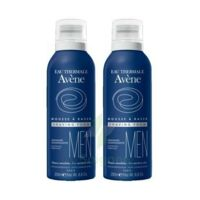 AVENE HOMME MOUSSE A RASER LOT DE 2       à PARIS