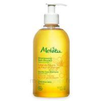 MELVITA LES ESSENTIELS shampooing soin douceur miel de fleurs & fleur d'oranger BIO 500ml à PARIS