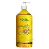 MELVITA LES ESSENTIELS shampooing douche extra-doux figue & kiwi BIO à PARIS