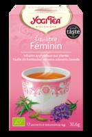 YOGI TEA EQUILIBRE FEMININ à PARIS