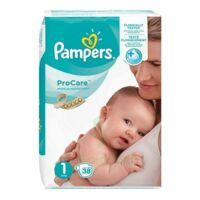PAMPERS PROCARE PREMIUM Couche protection T1 2-5kg Paq/38 à PARIS
