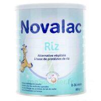 Novalac Riz Lait en poudre 800g à PARIS