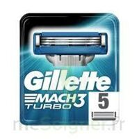 Gillette Match3 Turbo 5 lames à PARIS