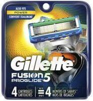 Gillette Fusion Proglide Lames à PARIS