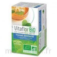 Vitaflor Bio Tisane Serenité à PARIS