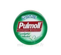 PULMOLL Pastille eucalyptus menthol à PARIS